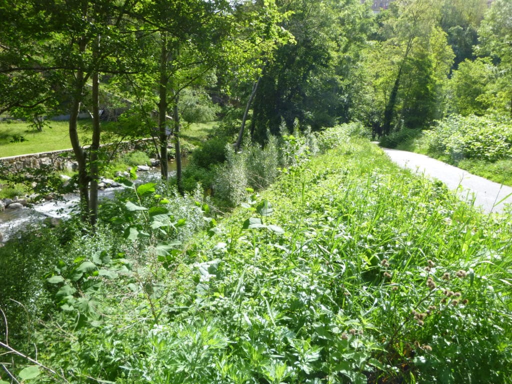 Vélo-route le long de la Deûme - Annonay