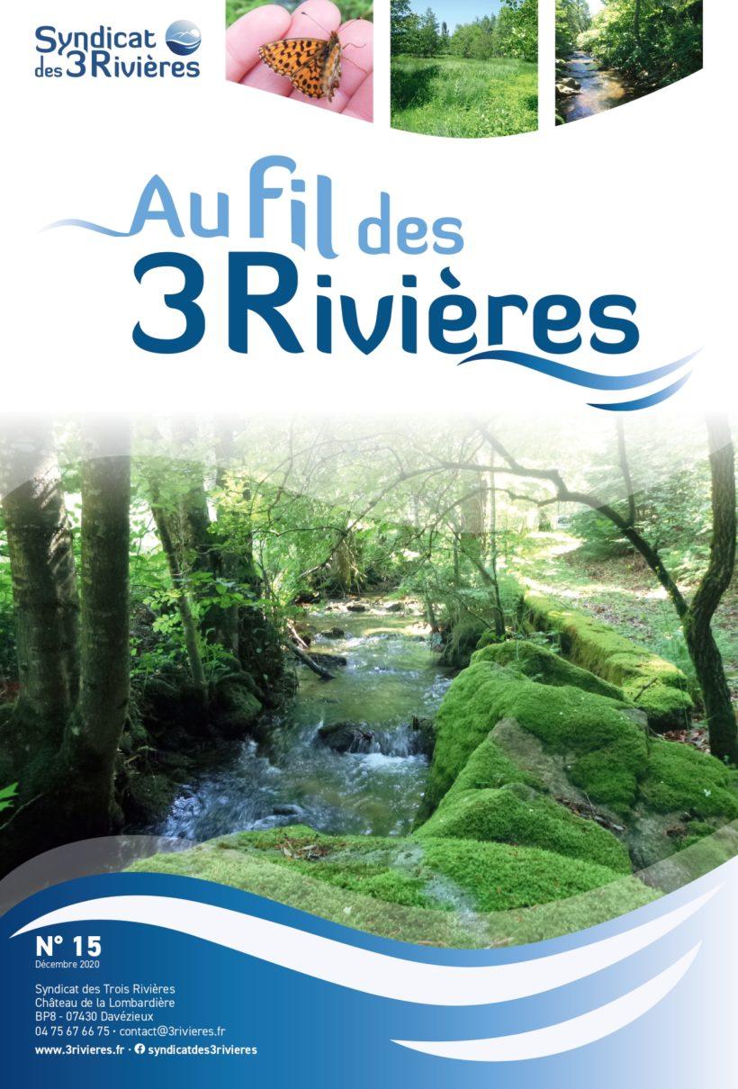Quinzième édition de «Au fil des 3 rivières»